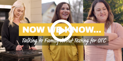 Talking to Family About Testing for OTC