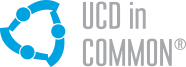 UCD in Common logo